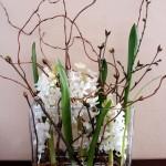 firemní dekorace květiny výzdoba